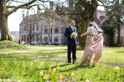 huntsham court wedding
