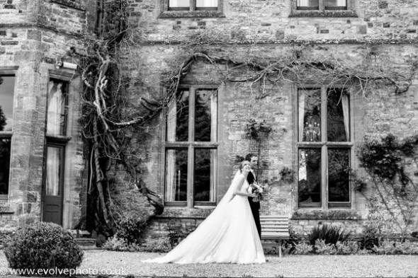wedding at huntsham court