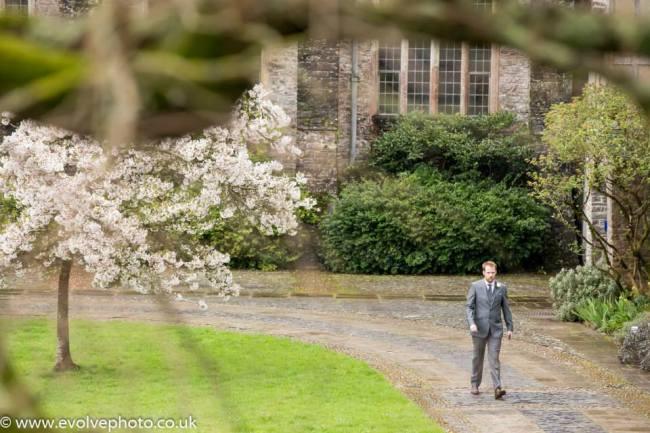 dartington hall wedding photos