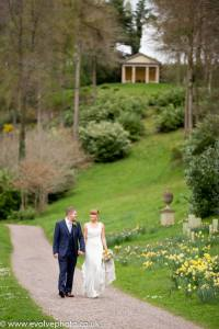 Hestercombe gardens wedding  (2)