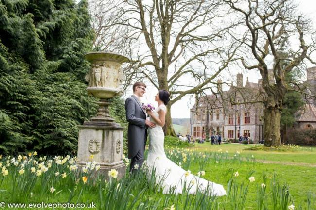 Weddings at Huntsham Court in Devon