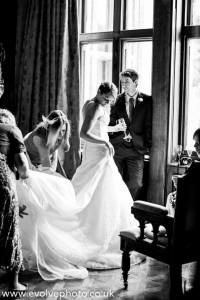 Huntsham wedding