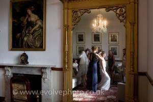 Huntsham court wedding
