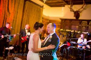 huntsham court wedding photos first dance