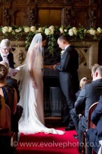 huntsham court ceremony